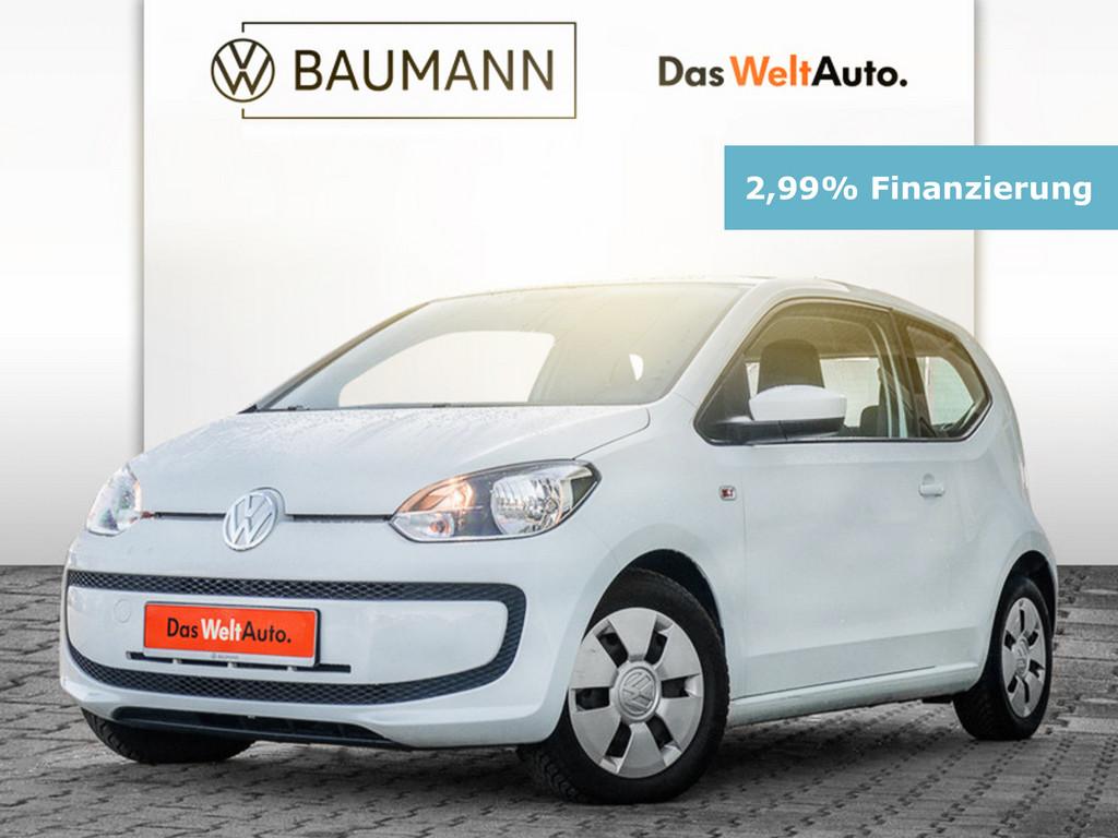 Volkswagen up!, Jahr 2012, Benzin