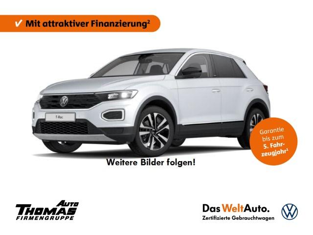 "Volkswagen T-Roc ""Style"" 1.5 TSI LED+NAVI+PDC, Jahr 2020, petrol"