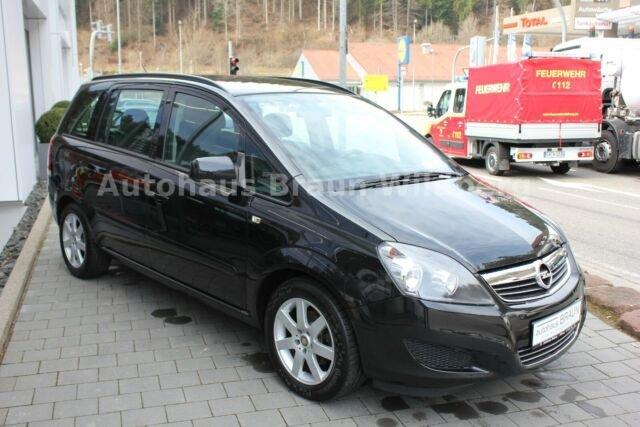 Opel Zafira B Family 1.8 7Sitzer Klima GRA AHK, Jahr 2014, Benzin