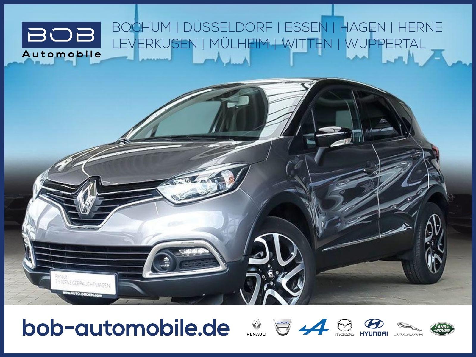 Renault Captur Intens TCe 90 S&S NAVI SHZ PDC KLIMA, Jahr 2016, Benzin
