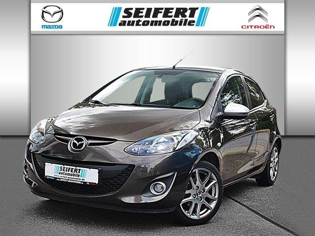 Mazda 2 L 1.3l MZR 84PS 5T 5GS AL-SENDO 1.3 Sendo, Jahr 2014, Benzin