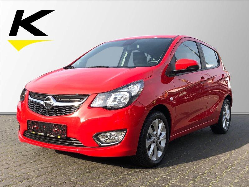 Opel Karl INNOVATION 1.0, 55 kW, Jahr 2017, Benzin
