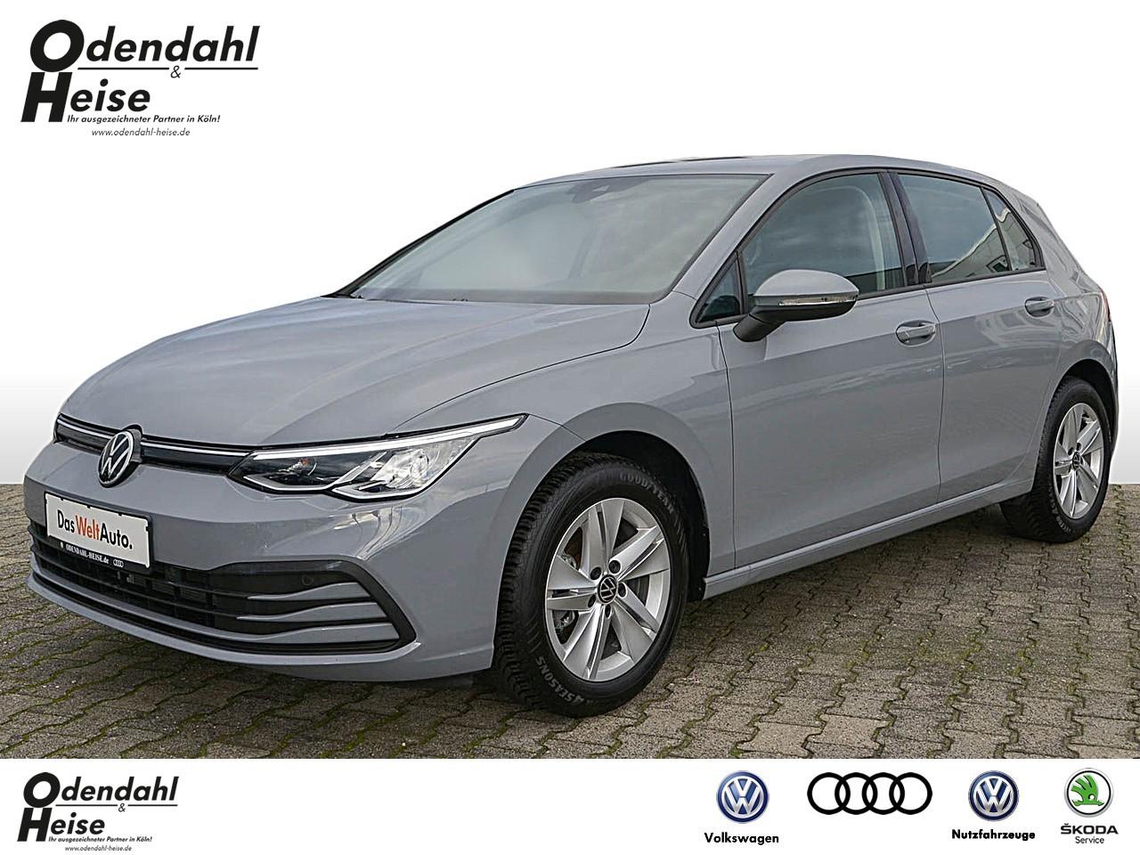 Volkswagen Golf VIII Life 1,5 l TSI EU6 Klima Navi, Jahr 2020, Benzin