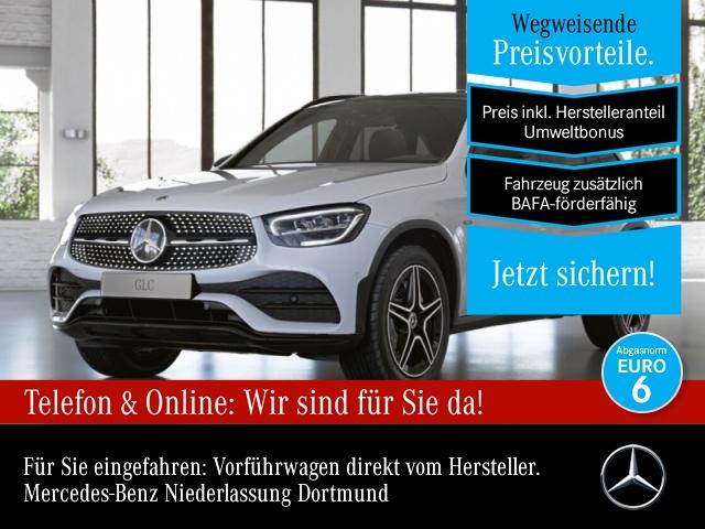 Mercedes-Benz GLC 300 de 4M AMG+Night+Pano+AHK+LED+Kamera+9G, Jahr 2021, Hybrid_Diesel
