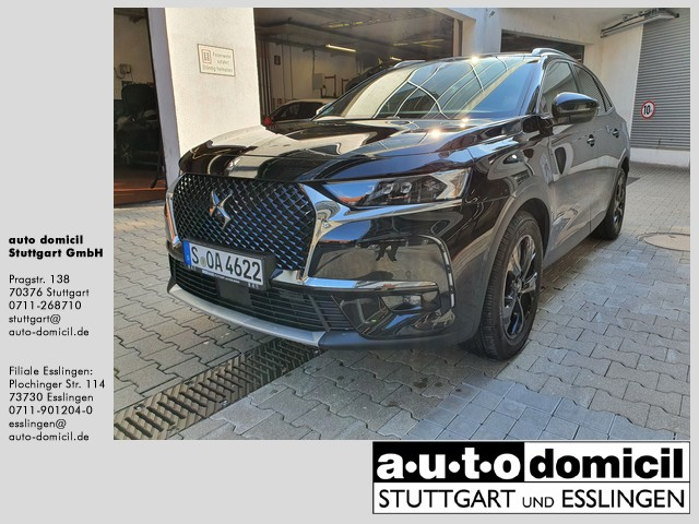 DS Automobiles DS7 CROSSBACK Business BlueHDi 180 Automatik, Jahr 2020, Diesel