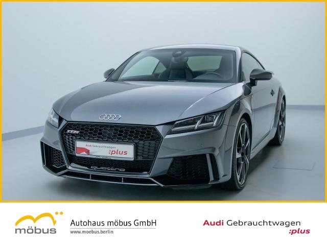 Audi TT RS Coupé 2.5 TFSI QU*MATRIX*B&O*KERAMIK*NAVI, Jahr 2018, Benzin