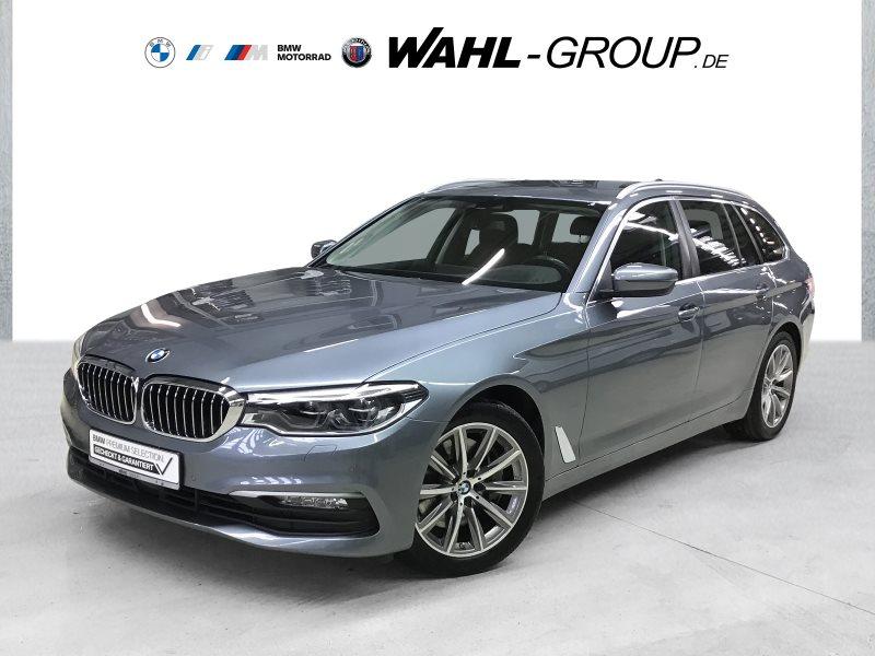 BMW 540i xDrive Touring G31 Leder Head-Up LED Standhzg., Jahr 2017, Benzin