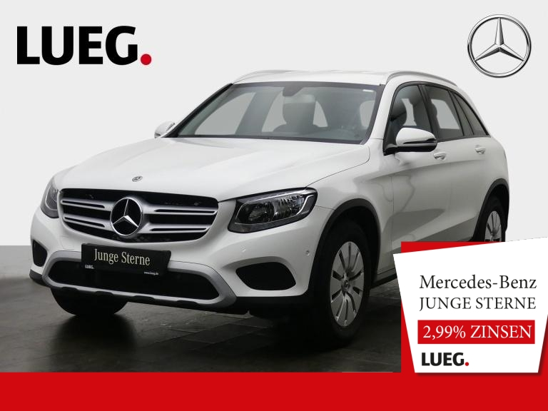 Mercedes-Benz GLC 250 4M Kamera+Navi+PDC, Jahr 2019, Benzin