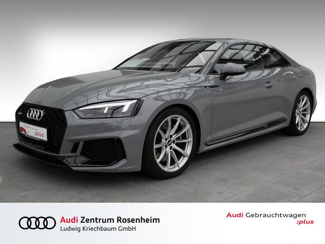 Audi RS5 Coupe 2.9 TFSI qu. tiptr.(Matrix,DRC,SportabGasanlage) Navi, Jahr 2017, Benzin