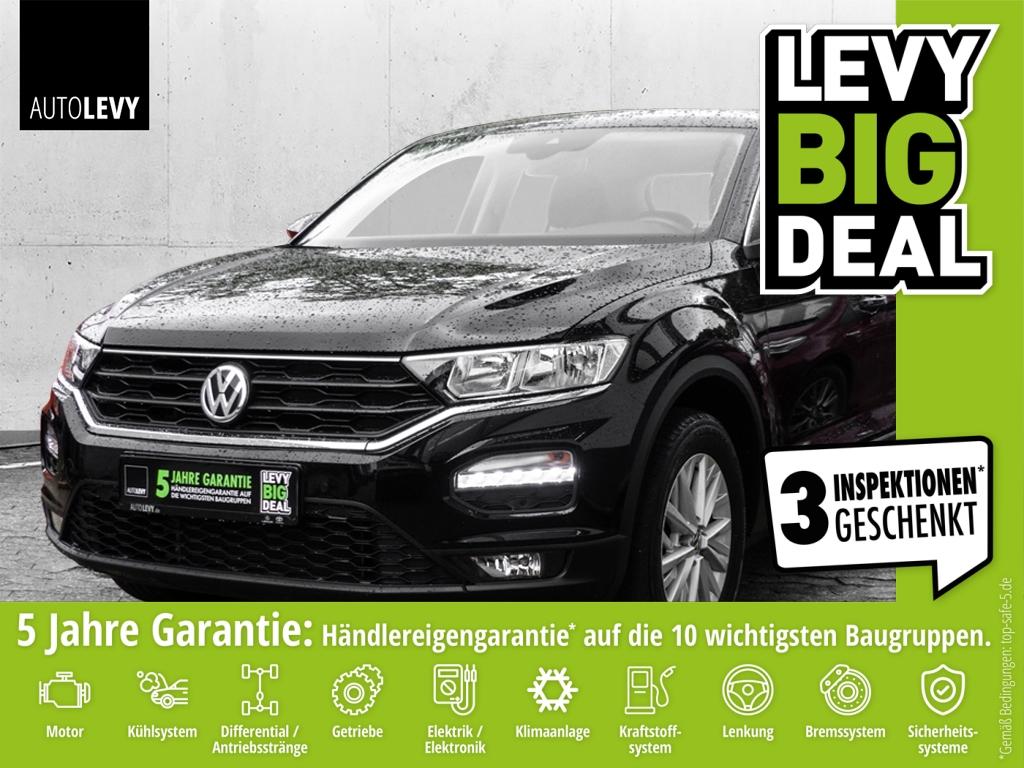 Volkswagen T-ROC 1.0 TSI *8-Fach*CARPLAY&AA*PDC*WINTER-P*, Jahr 2018, Benzin