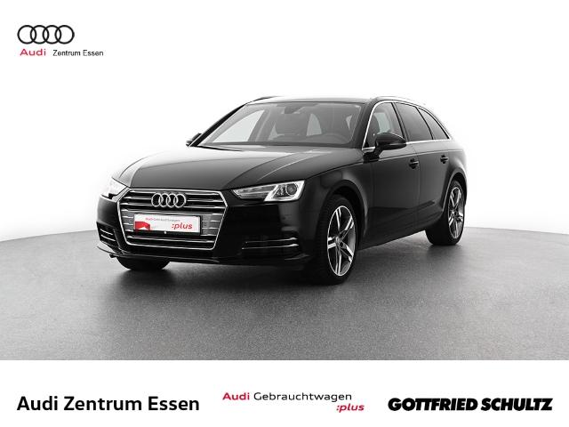 Audi A4 Avant sport S-TRONIC NAV SHZ XENON PDC VO HI FSE MUFU S TRONIC, Jahr 2018, Benzin