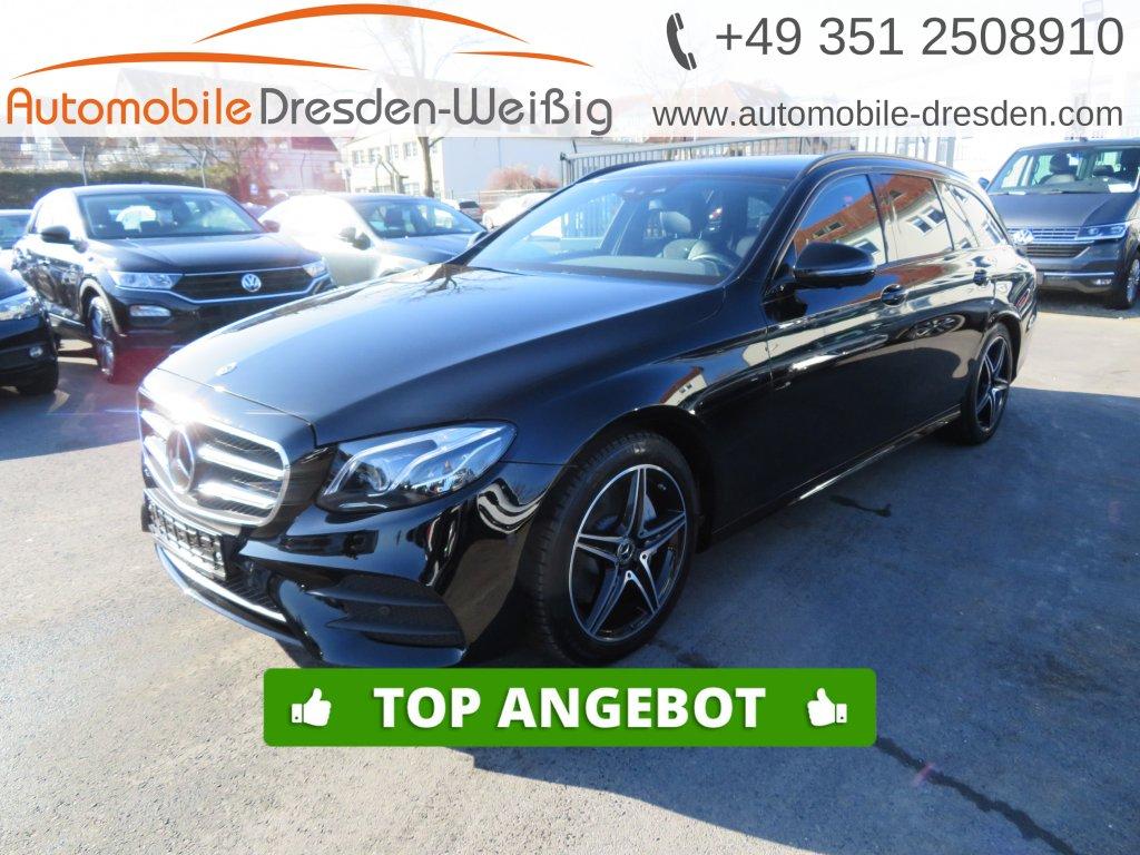 Mercedes-Benz E 300 d T 2x AMG*Navi*Widescreen*Distronic*, Jahr 2019, Diesel