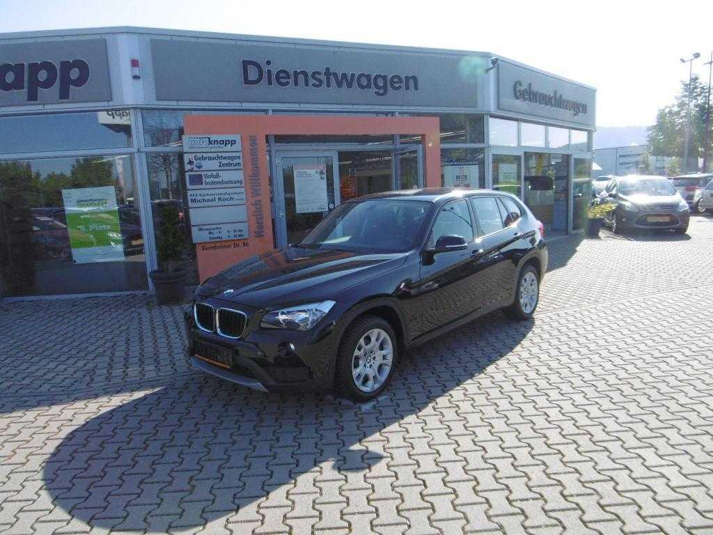 BMW X1 18i sDrive, Jahr 2013, Benzin