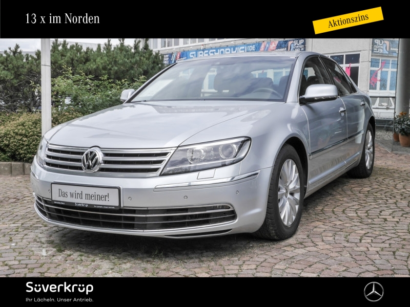 Volkswagen Phaeton V6 TDI 4Motion, Jahr 2014, Diesel