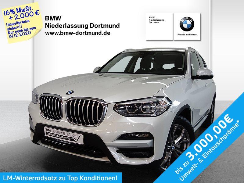 BMW X3 xDrive20d ZA xLine, Jahr 2020, Diesel
