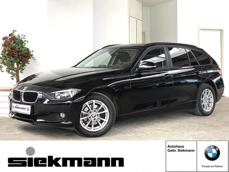 BMW 316i Touring Navi USB Klima Einparkhilfe Reling, Jahr 2013, Benzin