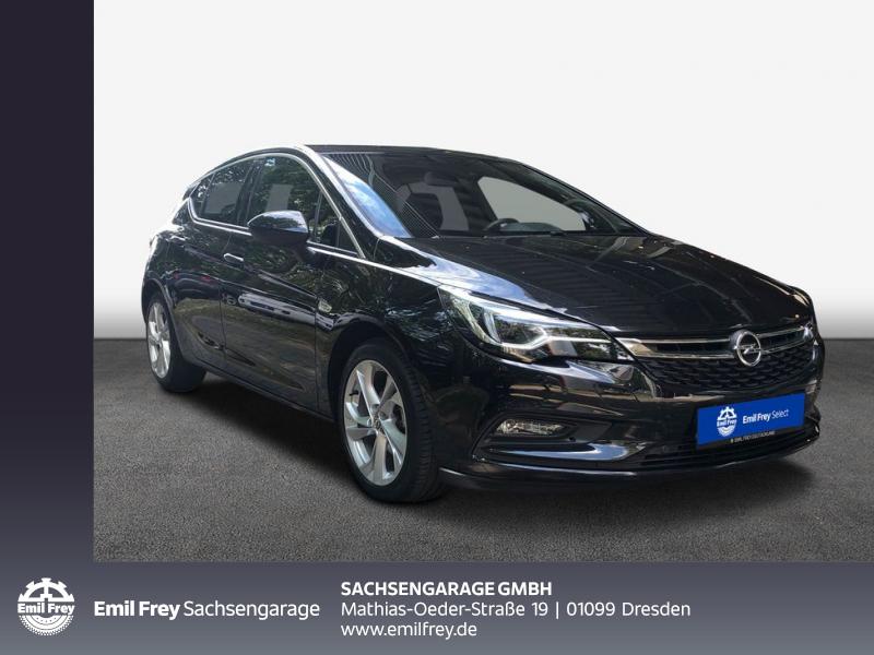 Opel Astra 1.4 Turbo Dynamic, Jahr 2015, Benzin