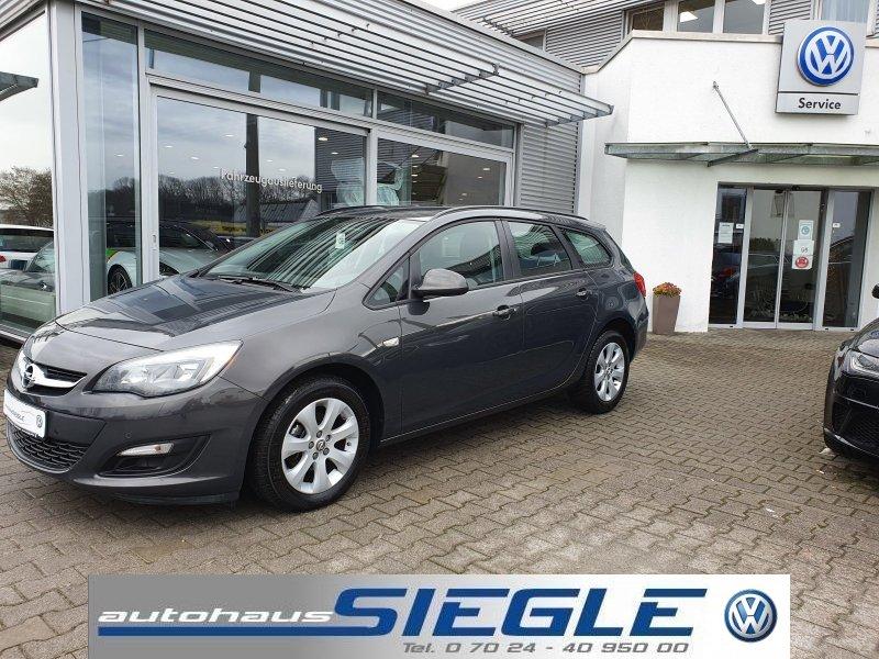 Opel Astra J Sports Tourer 1.4 Style*Parktronic*Alu, Jahr 2015, Benzin