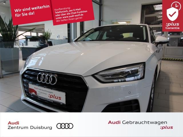 Audi A5 Sportback 40 TDI Xenon Navi B&O SHZ Keyless, Jahr 2019, Diesel