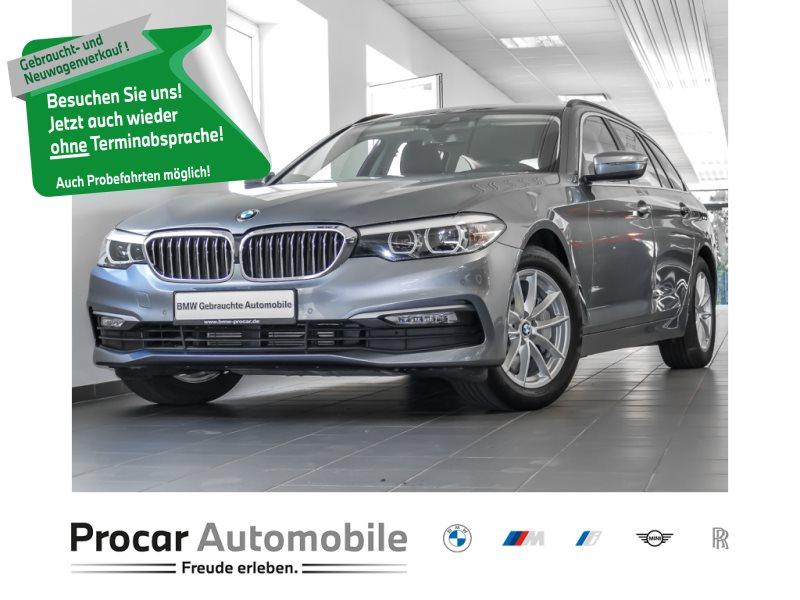 BMW 530d xDrive Touring ab 0,15% LED Navi Bus. Shz, Jahr 2018, Diesel