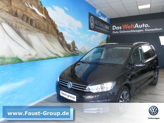Volkswagen Touran IQ.DRIVE DSG UPE 40000 EUR Gar-05/24 Navi, Jahr 2019, Benzin