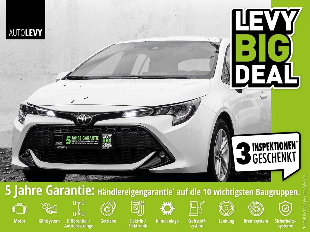Toyota Corolla COMFORT *SITZHZ*LENKHZ*CAMERA*TEMP*, Jahr 2020, Benzin