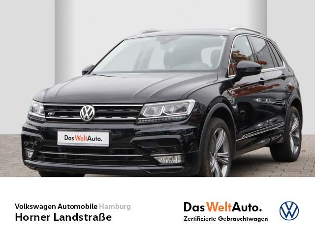 Volkswagen Tiguan 2.0 TSI Highline 4Motion R-Line Panorama, Jahr 2017, Benzin