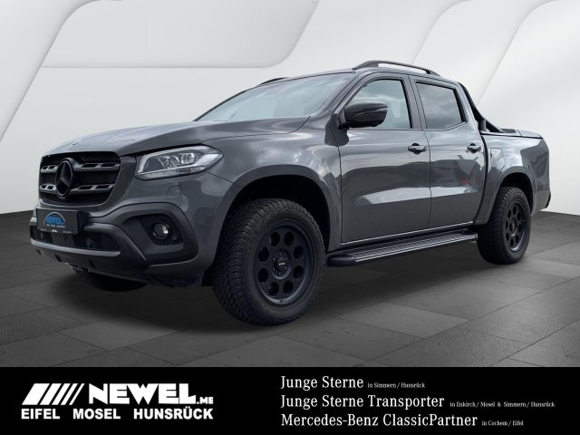 Mercedes-Benz X 350 d 4 POWER ED *COMAND* 360°*SHZ*LED*LEDER*, Jahr 2019, Diesel