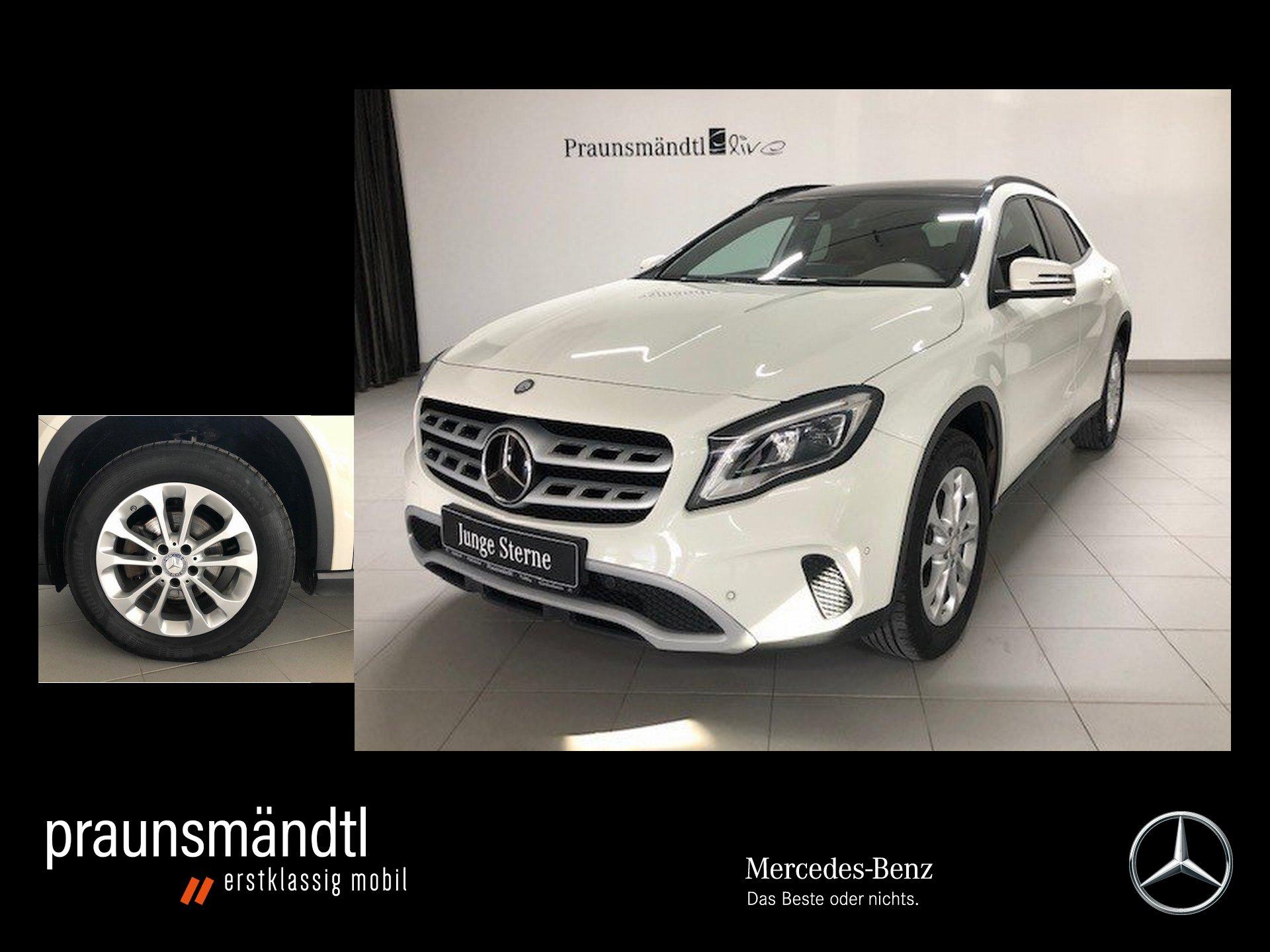 Mercedes-Benz GLA 220 d 4M Style Exclusiv LED/Com/Panora/Distr, Jahr 2017, Diesel