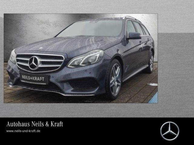 Mercedes-Benz E 500 4MATIC T AMG+AIRMATIC+ILS+KAMERA+COMAND+++, Jahr 2013, Benzin