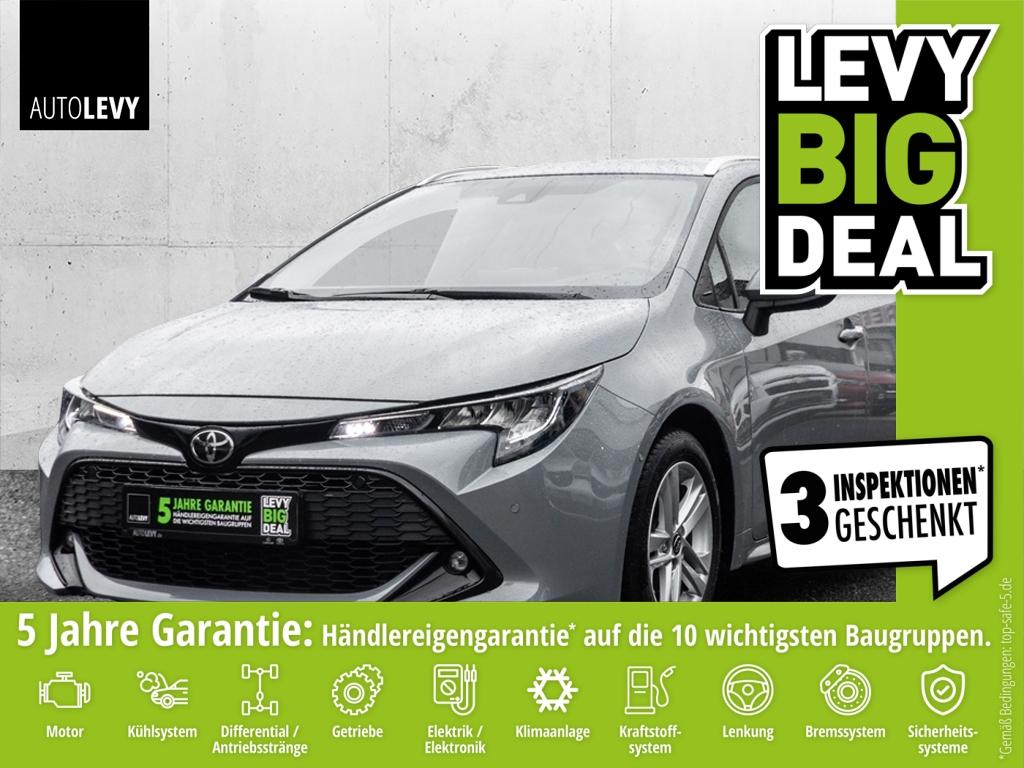 Toyota Corolla TS Business Edidtion *NAVI*LED*KAMERA*, Jahr 2020, Benzin