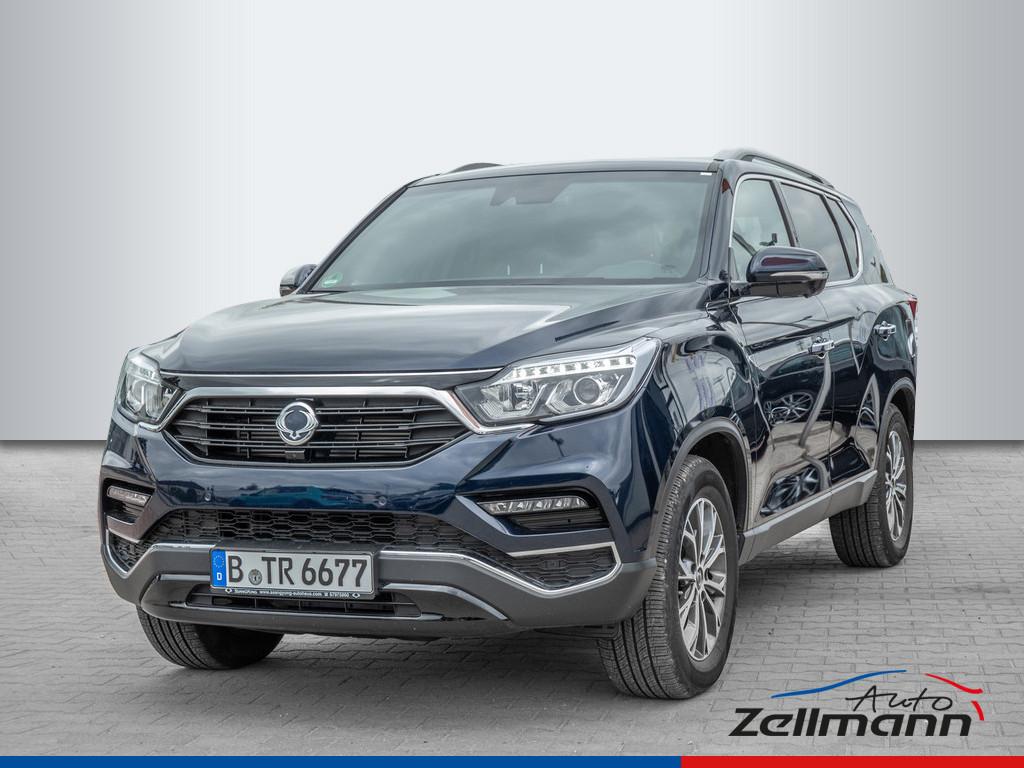 Ssangyong Rexton 2.2 e-XDi Sapphire Elegance-Paket 7-Sitzer 4WD Euro 6, Jahr 2019, Diesel
