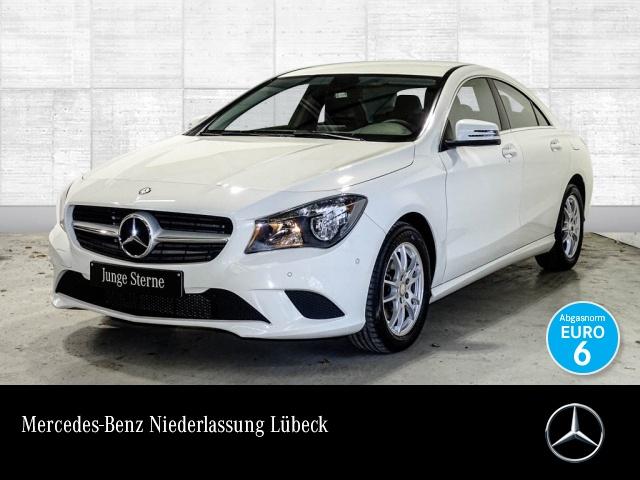 Mercedes-Benz CLA 180 Cp. AHK PTS 7G-DCT Sitzkomfort Chromp Temp, Jahr 2014, Benzin