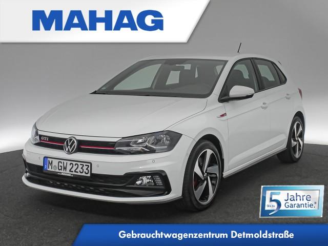Volkswagen Polo GTI 2.0 TSI DAB+ Sitzhz. ParkAssist FrontAssist 17Zoll DSG, Jahr 2021, Benzin