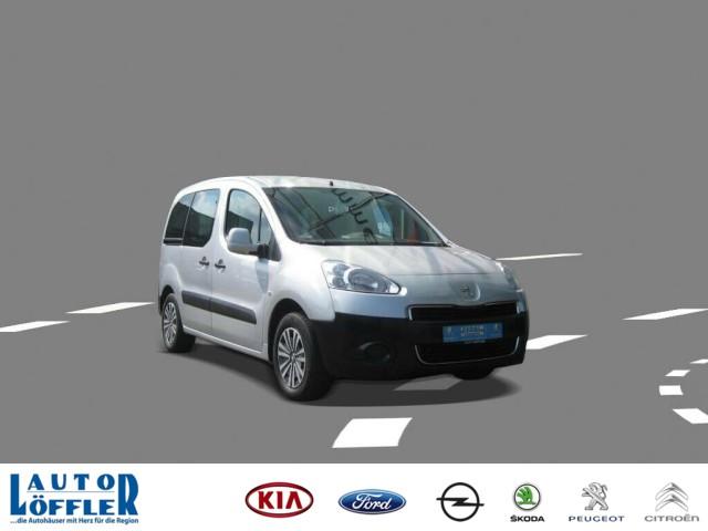 Peugeot Partner Tepee HDi 90 1.6 Fenster el., Jahr 2013, Diesel