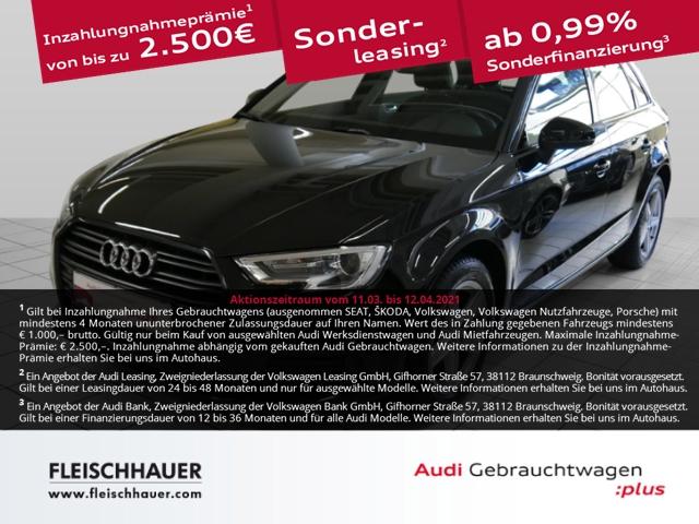 Audi A3 Sportback 35 TFSI design XENON+NAVI+PDC+SHZ+connect, Jahr 2020, Benzin