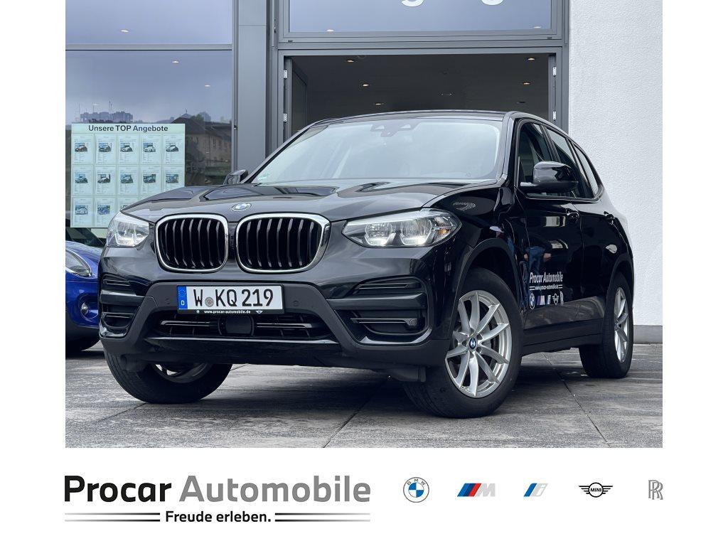 BMW X3 xDrive20d Navi Aut.DA PA Shz 18 LM PDC, Jahr 2018, Diesel