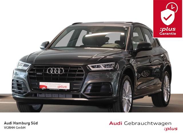 Audi Q5 45 TFSI quattro S tronic 3xS LINE/PANO/LED/AHK/VIRTUAL, Jahr 2019, Benzin