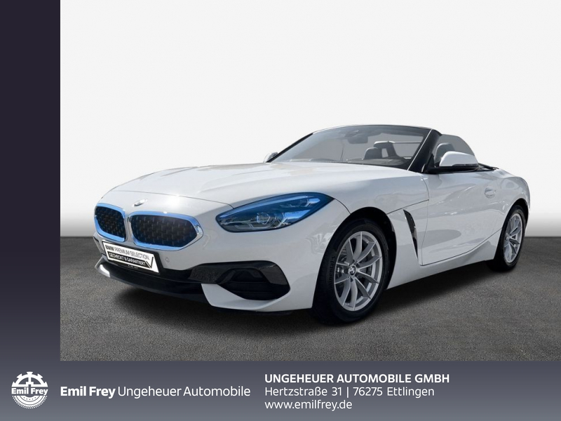 BMW Z4 sDrive20i Advantage HK HiFi DAB Komfortzg. **, Jahr 2019, Benzin