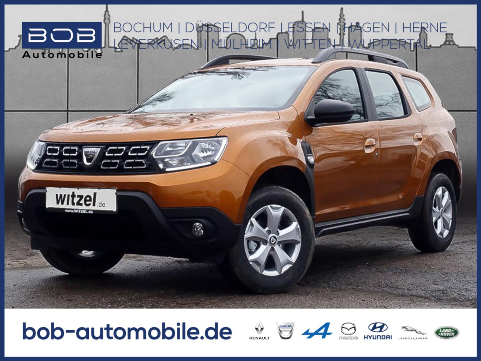 Dacia Duster Comfort TCe 100 ECO-G 2WD SHZ PDC KLIMA, Jahr 2020, LPG