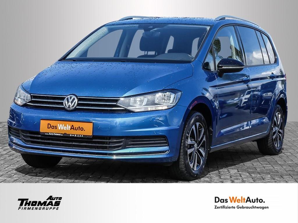 Volkswagen Touran 1.5 IQ-Drive 110 TSI DSG-7 Gang, Jahr 2020, Benzin