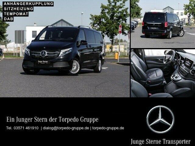 Mercedes-Benz V300 AVANTGARDE+Extralang+LED+AHK+KAMERA+KLIMA++, Jahr 2019, Diesel