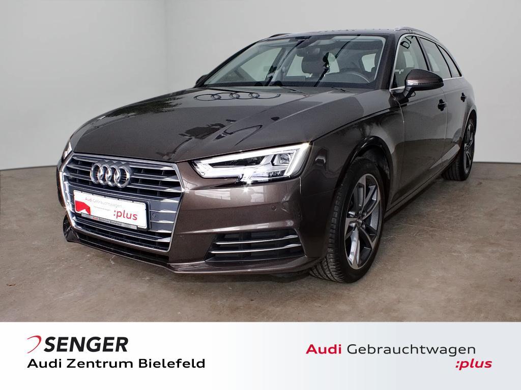 Audi A4 Avant Sport 1.4 TFSI Navi MMI LED Start-Stopp, Jahr 2018, Benzin
