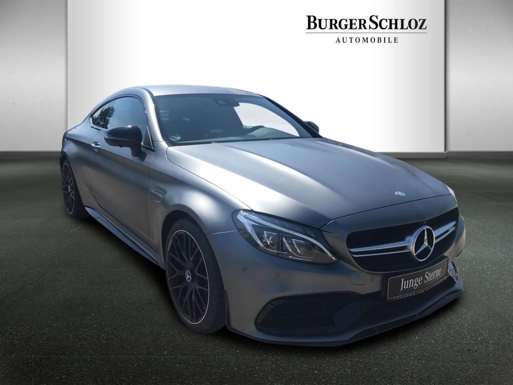 Mercedes-Benz C 63 Coupé Edition 1 Carbon/Perf. Sitze, Jahr 2016, Benzin