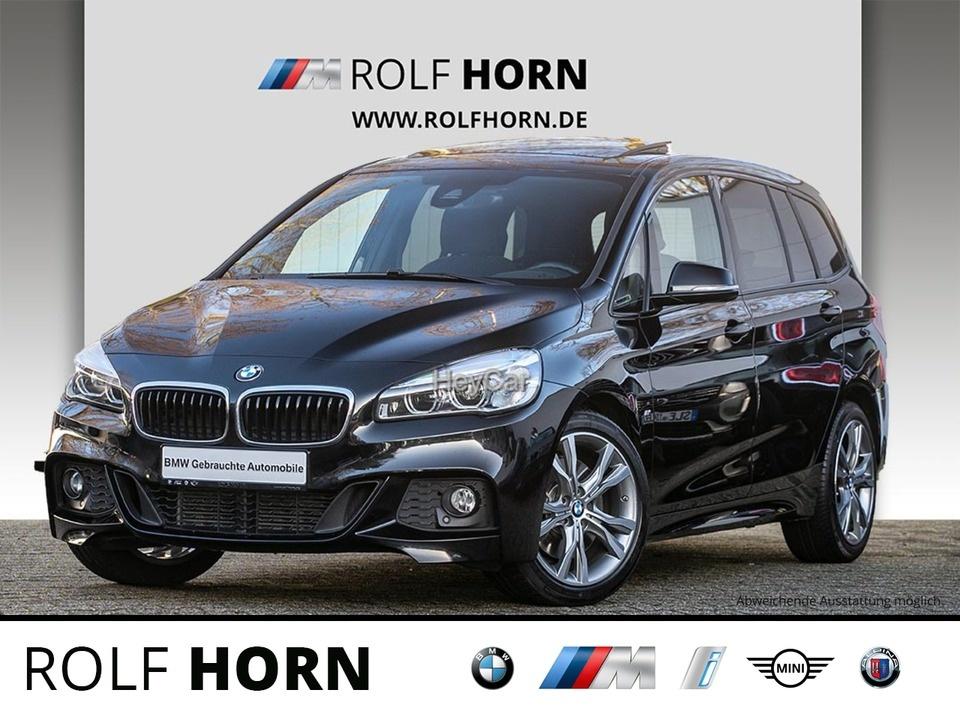 BMW 220 Gran Tourer M Sportpaket LED Autom. 18 Zoll, Jahr 2017, Benzin