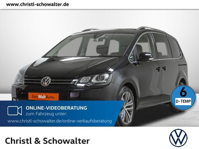 Volkswagen Sharan Highline 2.0 TDI DSG AHK 7-Sitzer Bluetooth, Jahr 2019, Diesel