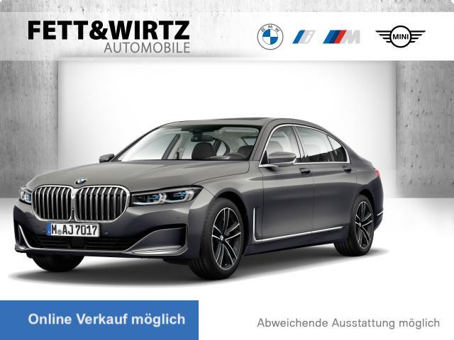 BMW 740Ld xDrive 19''LM Massage TV+ GSD Laser DA-Prof, Jahr 2020, Diesel
