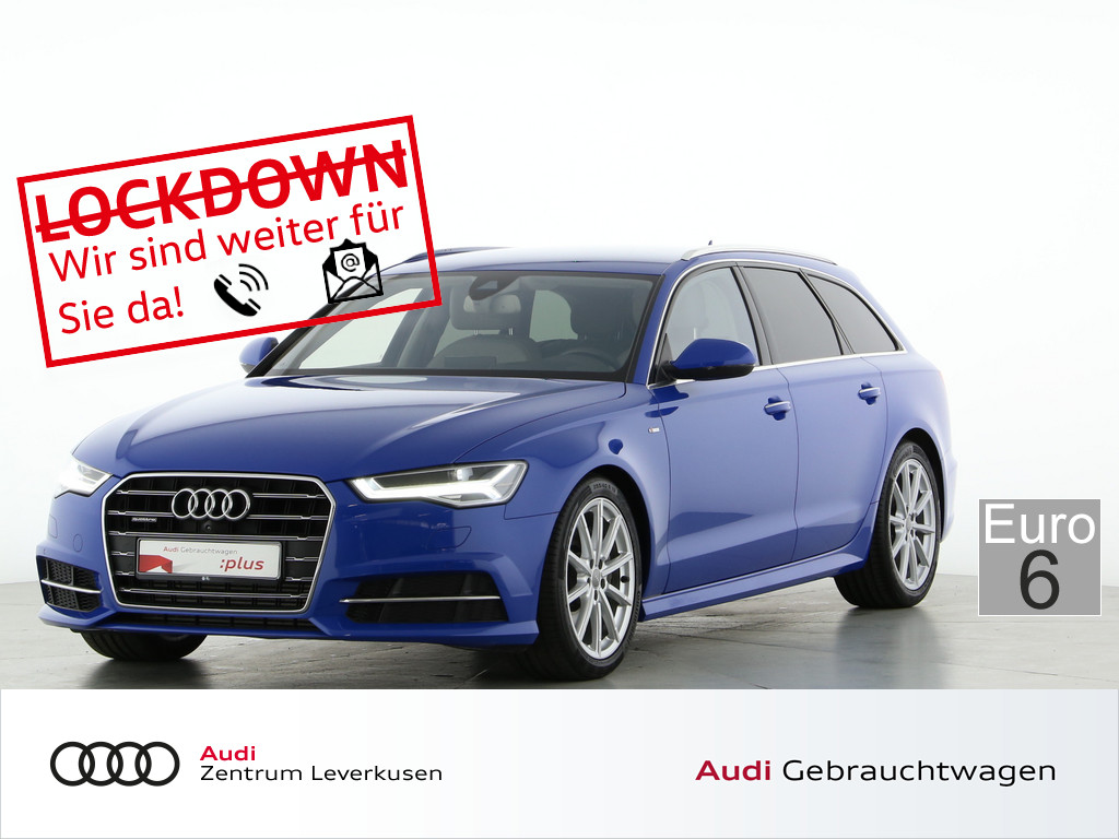 Audi A6 Avant 3.0 quattro, Jahr 2016, Diesel