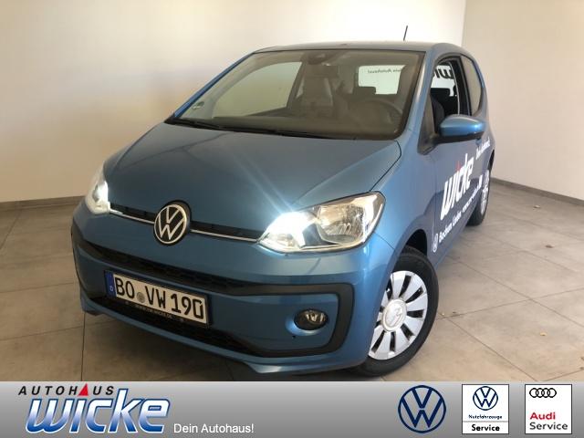 Volkswagen up! 1.0 l DAB+ Klima Sitzhzg LichtSicht, Jahr 2020, Benzin