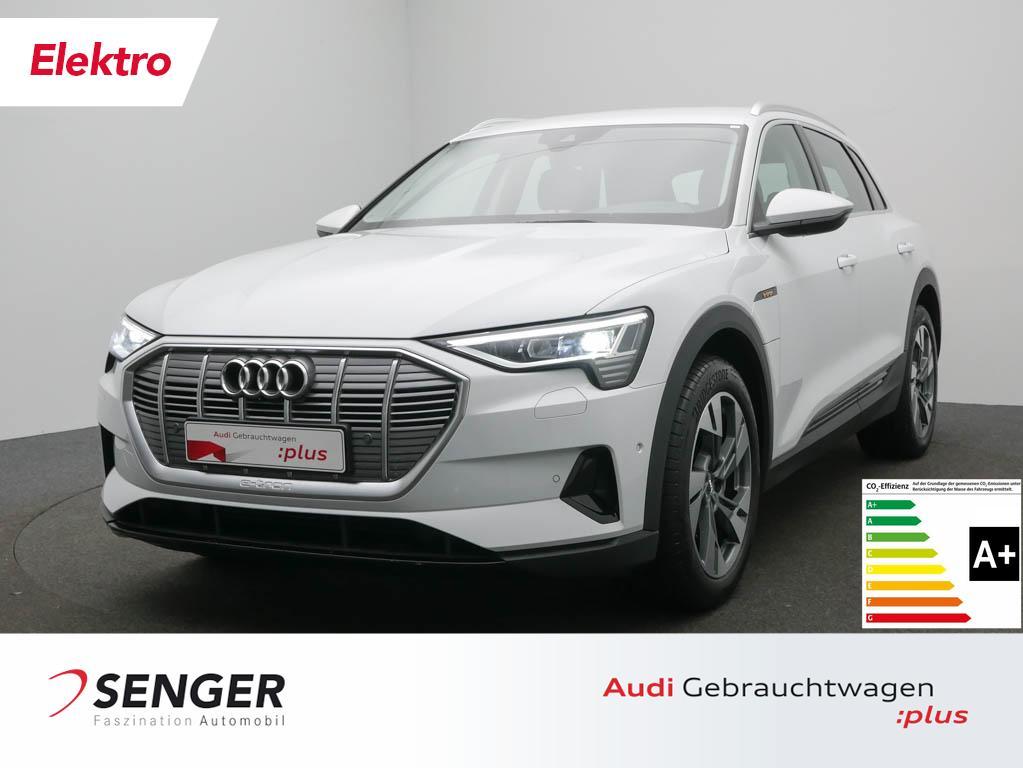 Audi e-tron 50 quattro LED 20 Zoll Assistenzpaket, Jahr 2020, Elektro